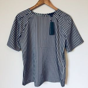 BANANA REPUBLIC | Striped blouse